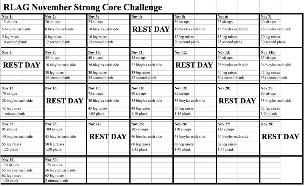 core-challenge